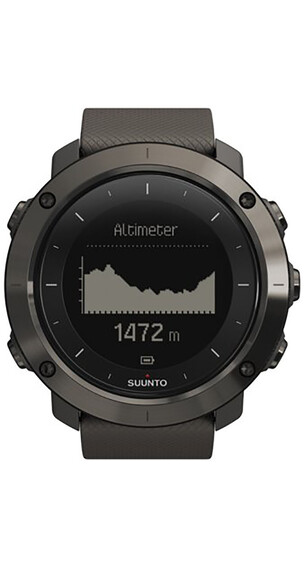 Suunto Traverse Watch Graphite